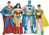 DC Comics - Superheroes - Salt & Pepper Shakers