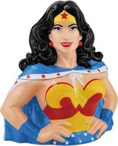 DC Comics - Wonder Woman - Ceramic Cookie Jar