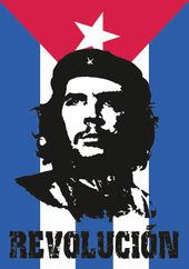 "Che Revolution - Flag / Poster / Scarf (30"" x 40"")"