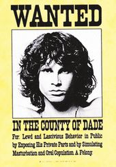 "The Doors - Wanted: Flag / Poster / Scarf (30"" x"