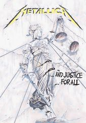 Metallica - Justice For All: Flag / Poster /