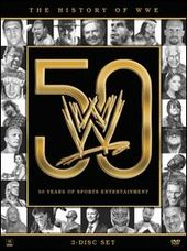 Wrestling - WWE: The History of the WWE (3-DVD)