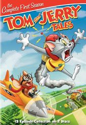 Tom and Jerry Tales - Complete 1st Season (2-DVD)