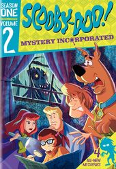 Scooby-Doo: Scooby-Doo! Mystery Incorporated -