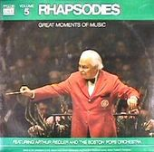 Great Moments Of Music Volume 5: Rhapsodies