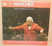 Great Moments Of Music Volume 7: Marches