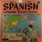 Round-The-World Spanish Language Record Course