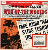 Orson Welles' War Of The Worlds (2LP)