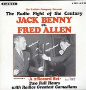 The Radio Fight Of The Century (Jack Benny Vs
