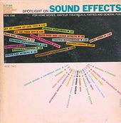 Spotlight On Sound Effects
