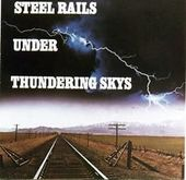 Steel Rails Under Thundering Skies