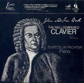 The Well-Tempered Clavier, Book 1 (3LPs)
