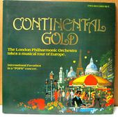 Continental Gold (2LPs)