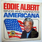 Eddie Albert Sings And Narrates Americana