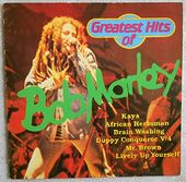 Greatest Hits Of Bob Marley