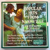 Popular Hits From Nashville: 108 Pop Songs By 25