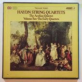 Haydn String Quartets, Volume 2: The Early
