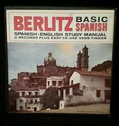 Berlitz Basic Spanish (2LPs)