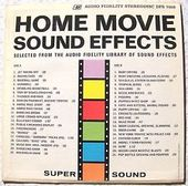 Home Movie Sound Effects