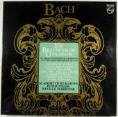 Bach: The Brandenburg Concertos (2LPs)