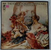 The Four Schumann Symphonies (3LPs)