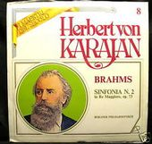 Brahms: Sinfonia No. 2 in Re Maggiore, Opus 73