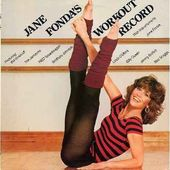 Jane Fonda's Workout Record (2LPs)