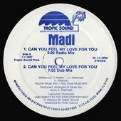 Can You Feel My Love For You (3 Versions)