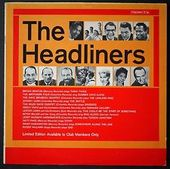 The Headliners, Volume 2