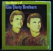 The History Of The Everly Brothers (2LPs)