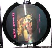 Limited Edition Bat-Shaped Interview Picture Disc