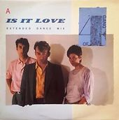 Is It Love (Extended Dance Mix)