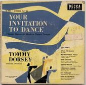 "Your Invitation To Dance (10"")"