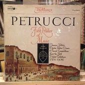 Petrucci: First Printer Of Music