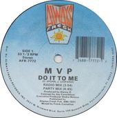 Do It To Me (5 Versions)