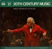 Great Moments Of Music Vol. 21: 20th Century Music
