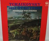 Tchaikovsky: 1812 Overture, Serenade For Strings