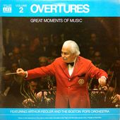 Great Moments Of Music: Volume 2, Overtures