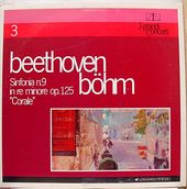 Bohm Beethoven Sinfonia No.9 Corale