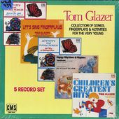 Tom Glazer Collection Of Songs, Fingerplays &