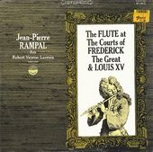 The Flute At The Courts Of Frederick The Great &