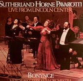 Sutherland / Horne / Pavarotti - Live From