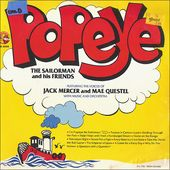 Popeye (The Sailorman And his Friends)