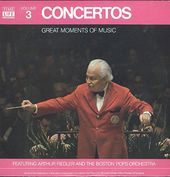 Great Moments Of Music Volume 3 Concertos