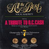 All The Best Featuring A Tribute To O.C. Cash