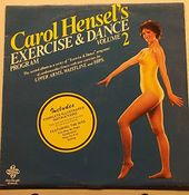 Carol Hensel's Exercise & Dance Program, Volume 2