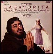 Donizetti: La Favorita (3LP)
