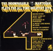 The Incomparable Mantovani Plays the All Time