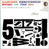 Dancing Percussions Music of the 30's