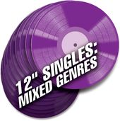 "30-12"" Single Grab Bag: Mixed Genres"